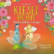 Cover-Bild zu Blazon, Nina: Kiesel, die Elfe - Libellenreiten für Anfänger (Audio Download)