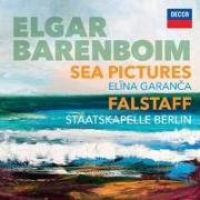 Cover-Bild zu Sea Pictures / Falstaff
