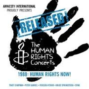 Cover-Bild zu Released! The Human Rights Concerts 1988