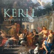 Cover-Bild zu Kerll: Complete Keyboard Music