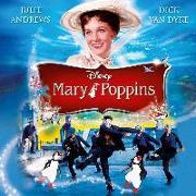 Cover-Bild zu Mary Poppins (Deutscher Original Film-Soundtrack). CD