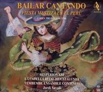 Cover-Bild zu Bailar Cantando - Fiesta Mestiza En El