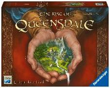 Cover-Bild zu The Rise of Queensdale von Inka Brand