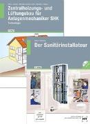Cover-Bild zu Paketangebot Der Sanitärinstallateur + Zentralheizungs- und Lüftungsbau für Anlagenmechaniker von Albers, Joachim