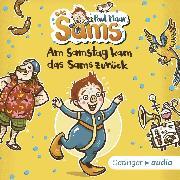 Cover-Bild zu Maar, Paul: Am Samstag kam das Sams zurück (Audio Download)