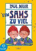 Cover-Bild zu Maar, Paul: Ein Sams zu viel (eBook)