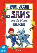 Cover-Bild zu Maar, Paul: Das Sams und der blaue Drache (eBook)