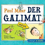 Cover-Bild zu Maar, Paul: Der Galimat und ich (Audio Download)