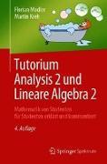 Cover-Bild zu Tutorium Analysis 2 und Lineare Algebra 2
