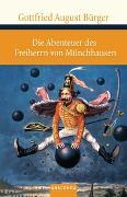 Cover-Bild zu Bürger, Gottfried August: Die Abenteuer des Freiherrn von Münchhausen
