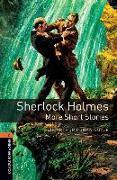 Cover-Bild zu Conan-Doyle, Arthur: Oxford Bookworms Library: Level 2:: Sherlock Holmes: More Short Stories