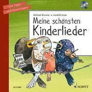 Cover-Bild zu Brunner, Michael (Hrsg.): Meine schönsten Kinderlieder