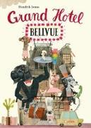 Cover-Bild zu Jonas, Hendrik: Grand Hotel Bellvue