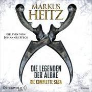 Cover-Bild zu Die Legenden der Albae. Die komplette Saga