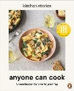 Cover-Bild zu Anyone can cook