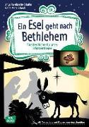 Cover-Bild zu Ein Esel geht nach Bethlehem von Albrecht-Schaffer, Angelika