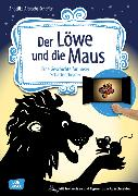 Cover-Bild zu Der Löwe und die Maus von Albrecht-Schaffer, Angelika