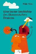 Cover-Bild zu Hesse, Helge: Eine kurze Geschichte des ökonomischen Denkens (eBook)
