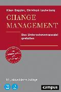 Cover-Bild zu Doppler, Klaus: Change Management (eBook)