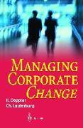 Cover-Bild zu Doppler, Klaus: Managing Corporate Change