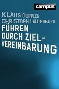 Cover-Bild zu Doppler, Klaus: Führen durch Zielvereinbarung (eBook)