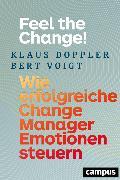 Cover-Bild zu Voigt, Bert: Feel the Change! (eBook)