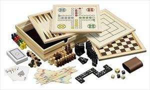 Cover-Bild zu Holz-Spielesammlung 10, klein