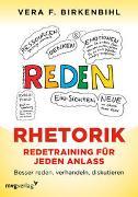 Cover-Bild zu Rhetorik. Redetraining für jeden Anlass