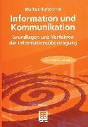 Cover-Bild zu Information und Kommunikation