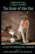 Cover-Bild zu Rusch, Kristine Kathryn: The Year of the Cat: A Cat of Fantastic Whims (eBook)
