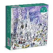Cover-Bild zu Michael Storrings St. Patricks Cathedral 1000 Piece Puzzle