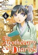 Cover-Bild zu The Apothecary Diaries: Volume 4 (Light Novel) (eBook)