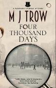 Cover-Bild zu Four Thousand Days (eBook)