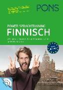 Cover-Bild zu PONS Power-Sprachtraining Finnisch. Niveau A1-A2