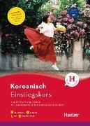 Cover-Bild zu Einstiegskurs Koreanisch für Kurzentschlossene / Buch + 1 MP3-CD + MP3-Download + Augmented Reality App