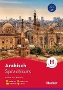 Cover-Bild zu Sprachkurs Arabisch. Buch + 4 Audio-CDs + 1 MP3-CD + MP3-Download
