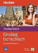 Cover-Bild zu Einstieg tschechisch für Kurzentschlossene. Buch und 2 CDs