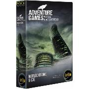 Cover-Bild zu ADVENTURE GAMES Monochrome 1-4
