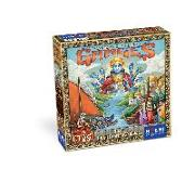 Cover-Bild zu Rajas of the Ganges - The Dice Charmers