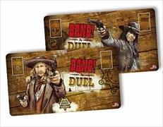 Cover-Bild zu BANG! The Duel Spielmatten