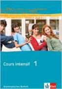 Cover-Bild zu Kunert, Dieter: Cours intensif Neu 1. Grammatisches Beiheft