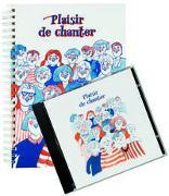 Cover-Bild zu Plaisir de chanter et de réciter - Liederbuch
