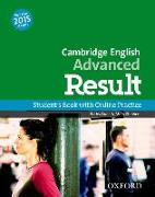 Cover-Bild zu Cambridge English: Advanced Result: Student's Book and Online Practice Pack