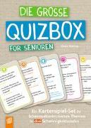 Cover-Bild zu Die große Quizbox für Senioren