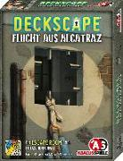 Cover-Bild zu Deckscape - Flucht aus Alcatraz
