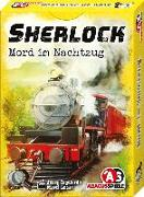 Cover-Bild zu Sherlock - Mord im Nachtzug