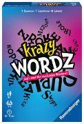 Cover-Bild zu Ravensburger 26837 - Krazy Wordz - Gesellschaftsspiel für die ganze Familie, Spiel für Erwachsene und Kinder ab 10 Jahren, Partyspiel für 3-8 Spieler - mit 240 Spielkarten