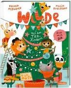 Cover-Bild zu Neßhöver, Nanna: Wilde Weihnachten mit den Tierkindern und mit dir!