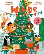 Cover-Bild zu Neßhöver, Nanna: Wilde Weihnachten mit den Tierkindern und mit dir! (eBook)