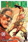 Cover-Bild zu ONE: One-Punch Man, Vol. 8